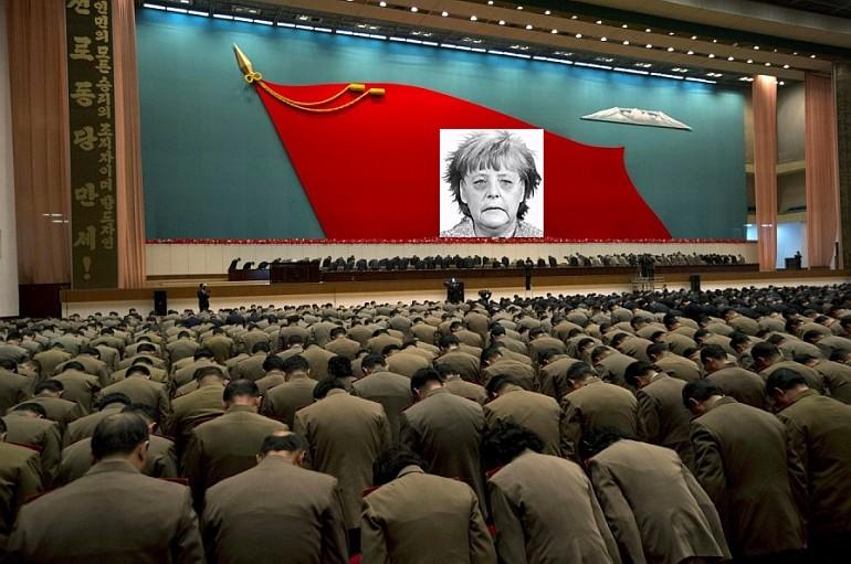 deutschland keine demokratie