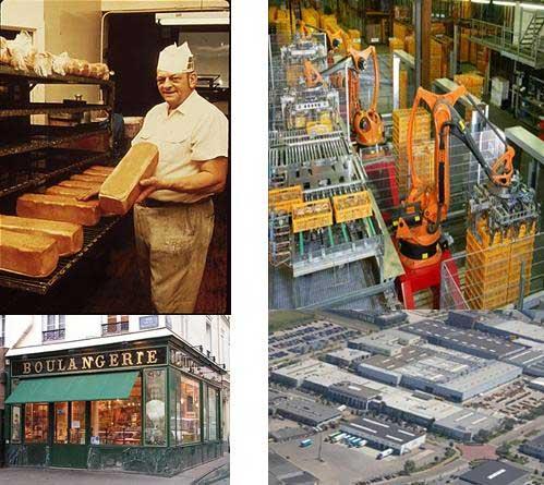 Kleinunternehmen Wettbewerbsfähigkeit