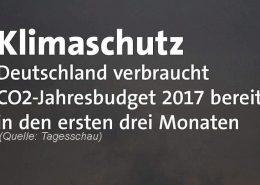 klimaschutz deutschland heuchelei