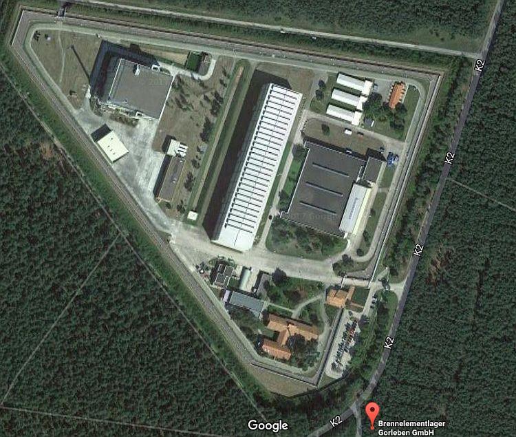 Gorleben Endlager Zwischenlager