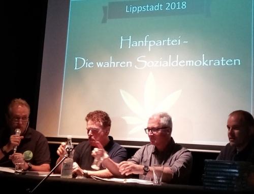 """""""Hanfpartei – die wahren Sozialdemokraten"""" übernimmt e4m-System als Parteiprogramm"""