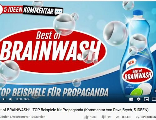 Brainwashing Techniken erklärt an Merkels Corona Rede und ARD Framing Manual